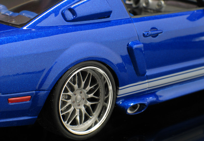 2005 Mustang Gt 350r Super Shelby