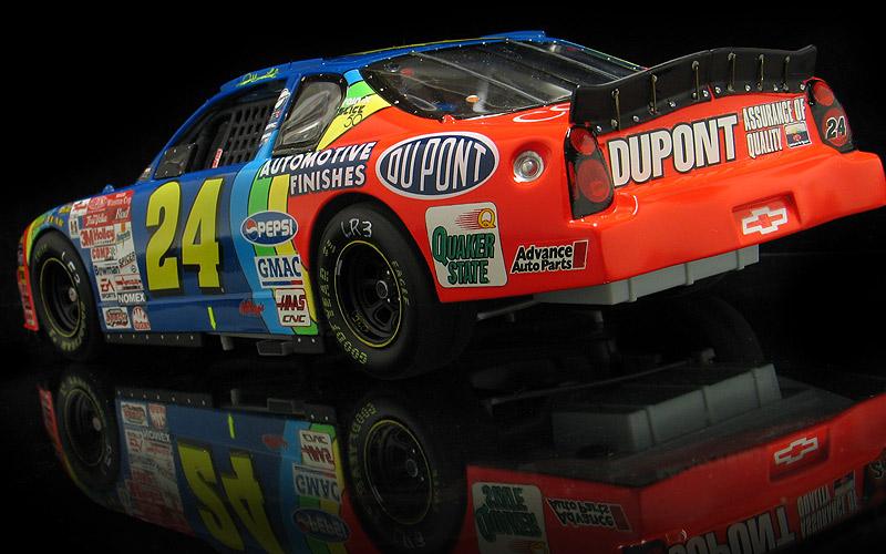 Jeff Gordon Chevrolet >> Jeff Gordon's 2000 Dupont Chevy Monte Carlo