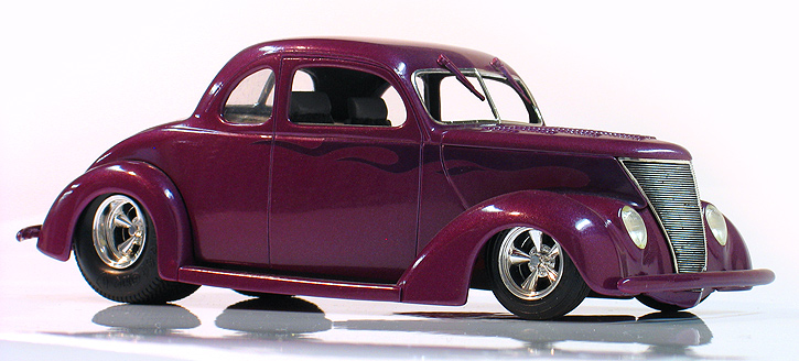 1937 Ford 5 - window coupe street rod