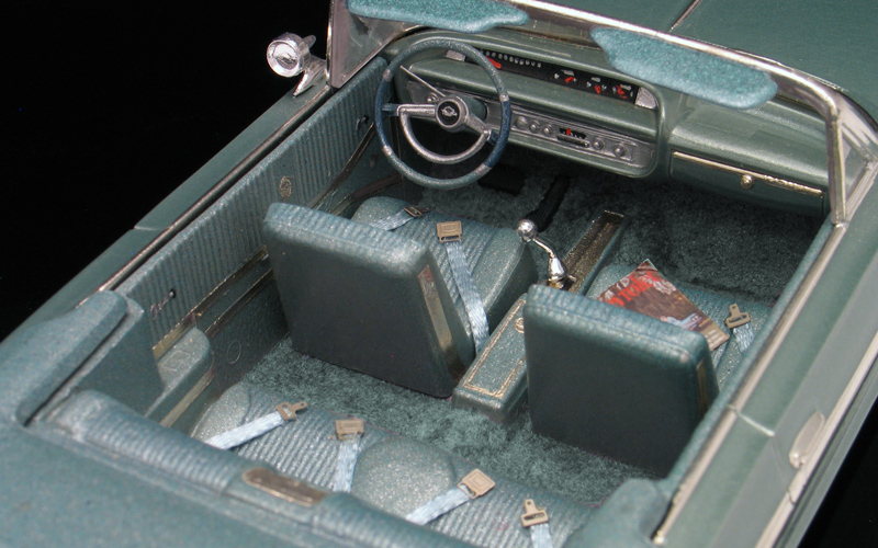 39 64 Chevrolet Impala Ss409 Convertible Under Glass Model Cars Magazine Forum