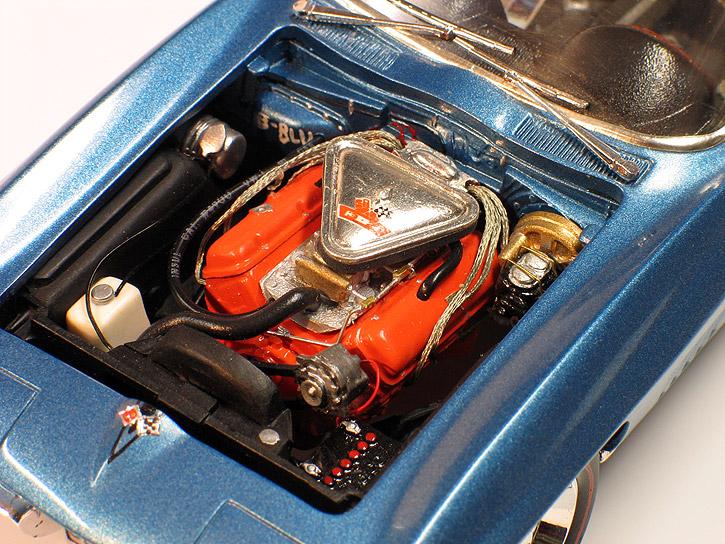 1967 427 Corvette Convertible