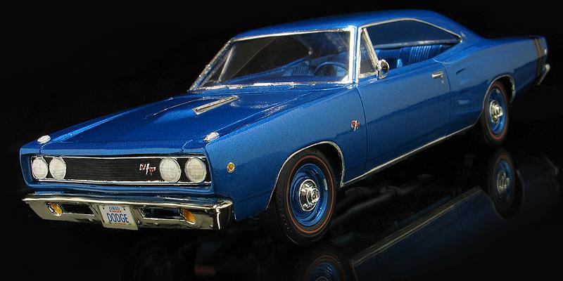 1968 Dodge Coronet R/T Hemi