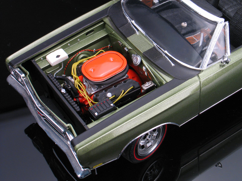 1969 plymouth gtx hemi convertible Scale Car Model Ford Engines lastly, i added some engine wiring to the 426 hemi engine i generally, don\u0027t like wiring engines, but a hemi just doesn\u0027t look right without at least the