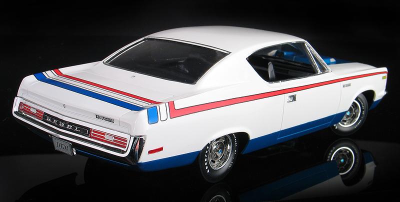 1970 Amc American Motors Rebel The Machine