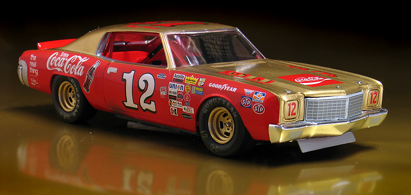 1971 Bobby Allison Coca Cola Monte Carlo Stock Car