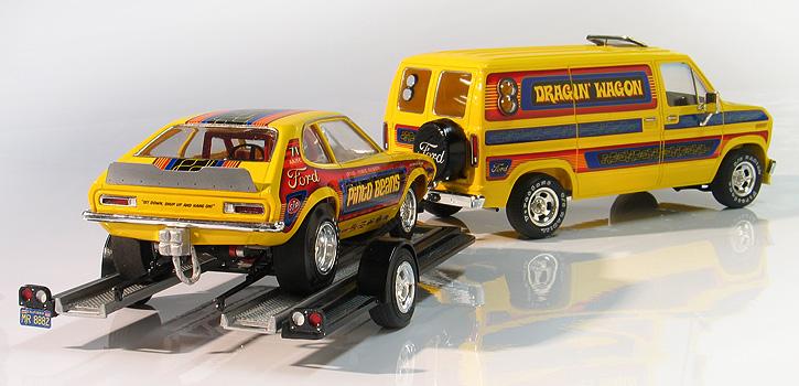 1975 Custom Ford Econoline Van