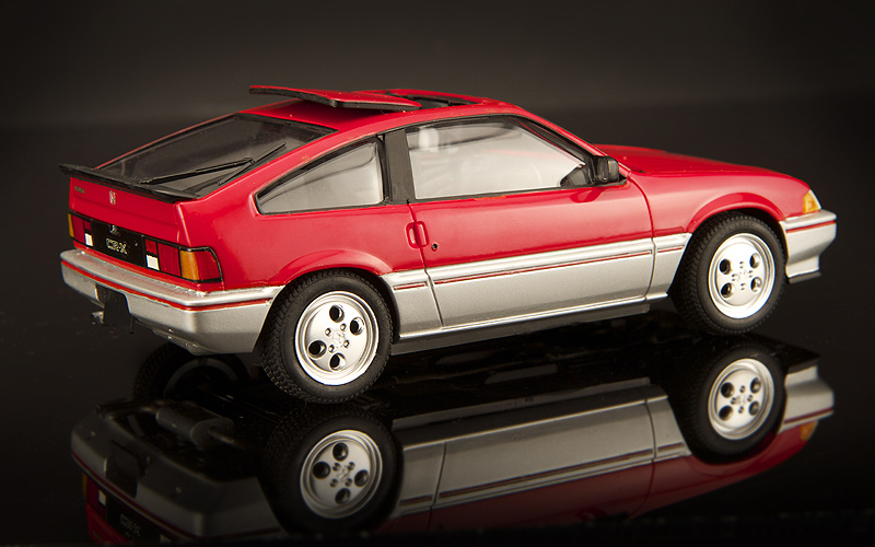 1985 honda crx si under glass model cars magazine forum. Black Bedroom Furniture Sets. Home Design Ideas