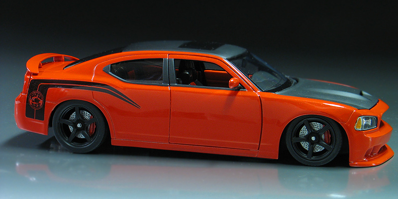 2008 Dodge Charger Srt 8 Super Bee