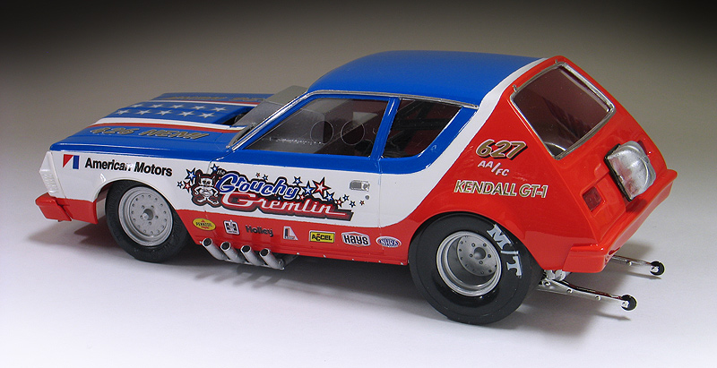 1975 amc gremlin funny car sciox Image collections