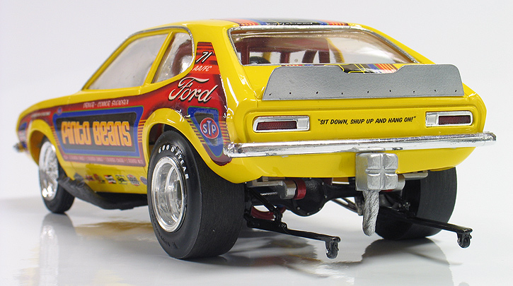 1971 ford pinto funny car