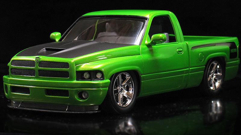 1995 dodge ram vts hemi custom pickup