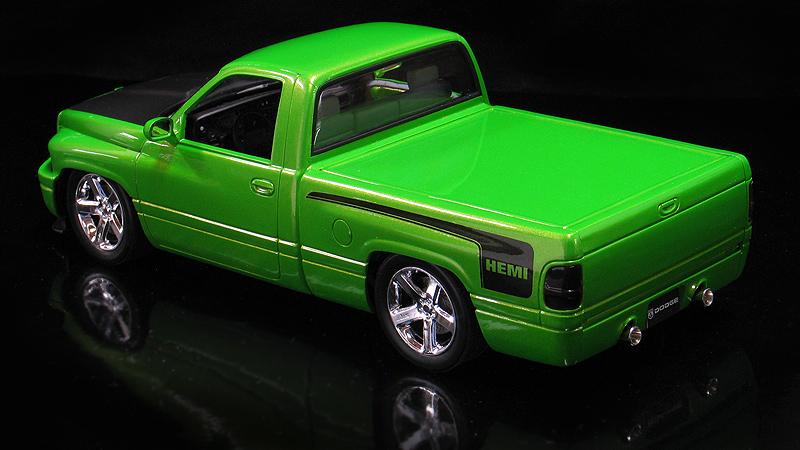 1995 dodge ram vts hemi custom pickup. Black Bedroom Furniture Sets. Home Design Ideas