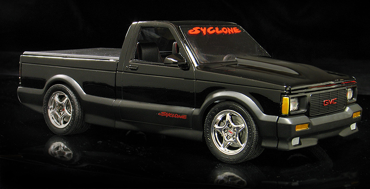 S10 syclone body kit